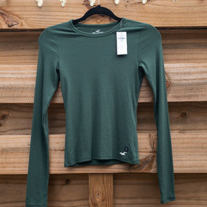 NWT Hollister Must-Have Layering Shirt Sz S (A4)